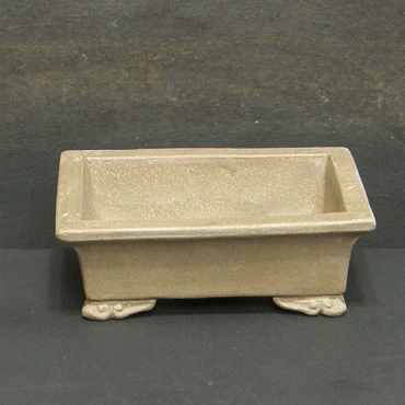 Pro Quality Unglazed Rectangular Pot