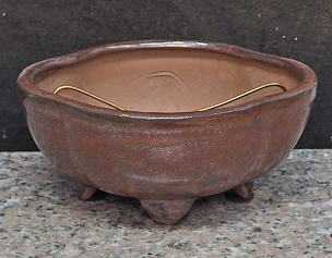 Copper Oval 6