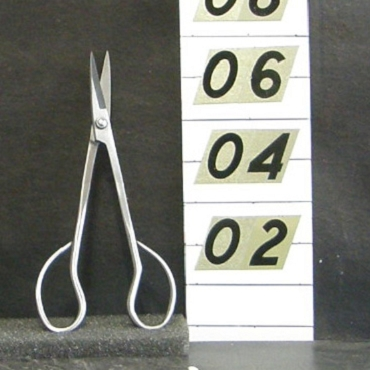 7 Inch Stainless Steel Detail Scissor