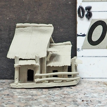 Thatched House - 2-1/2 Inch
