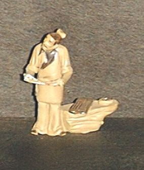 2 Inch Figurine - Mathematician