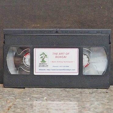 Forest Planting-VHS Video Tape